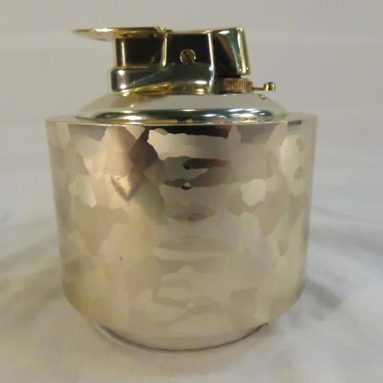 Ronson Varaflame Luralite Table Lighter