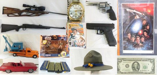11-7-19 Military, firearms, coins and more!