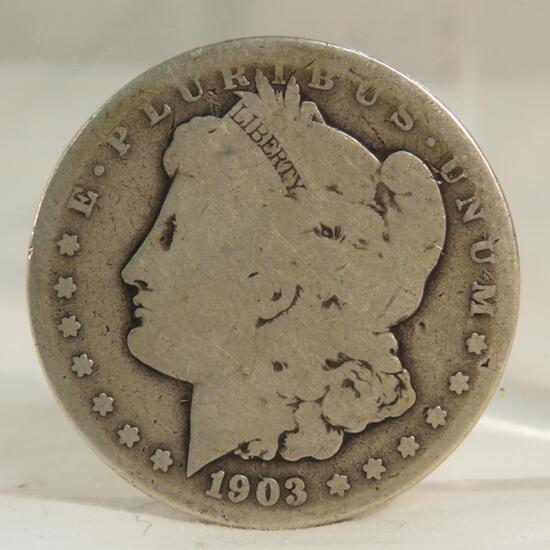 1903 S Morgan Silver Dollar