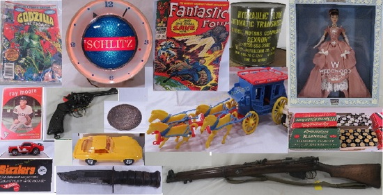 May 13th Simulcast Auction