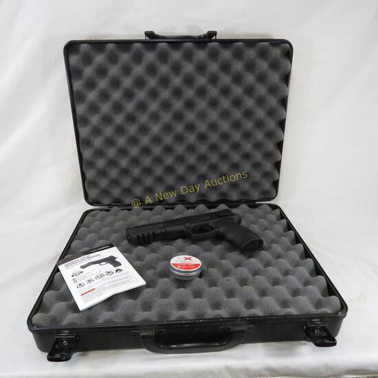 Umarex DX-17 Pellet Pistol with DMX Case