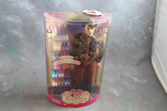 2006 Prince Derek Barbie Doll in Box