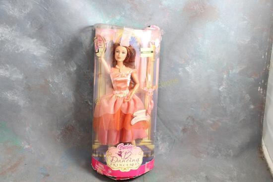 2006 Princess Edeline Barbie Doll in Box