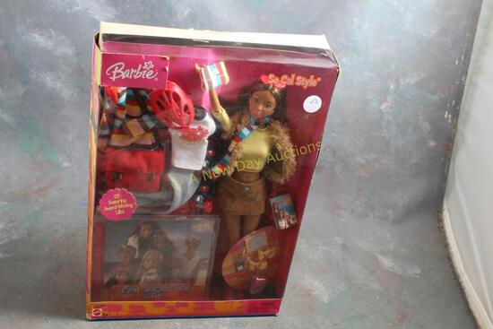 2004 So Cal Style Barbie Doll in Box