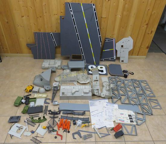 GI Joe USS Flagg- may not be complete- as shown