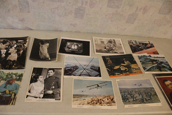 Lot Movie & Entertainment Photos & Period Prints