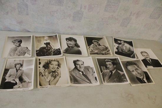 10+ Orig. Period Photos Movie Promos Walter Pidgeon