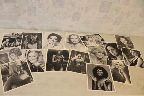 20+ Hollywood Period Promo Prints Liza Minelli,