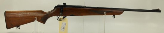 """Lot #111 -Savage Arms CoMdl 340 Bolt Action  Repeater Rifle.30-30SN# NSN~~22"""" BBL.  40.75"""""""