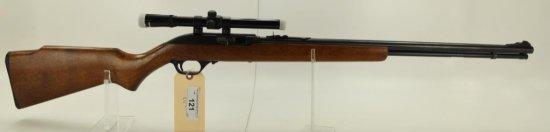"Lot #121 -Marlin Firearms CoMdl 60 Semi  Auto Rifle.22 LRSN# 14460905~~22"" BBL.  40.75"" OAL"