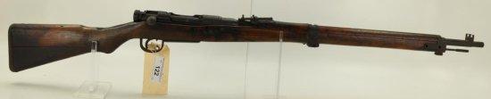 Lot #122 -ArisakaType 99 Bolt Action  Rifle7.7mmSN# 38021~~