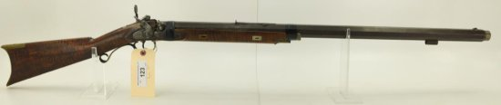Lot #123 -W.C. Ogden - Owego, NYMdl Heavy  Percussion Target RifleSN# NSN