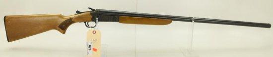 "Lot #129 -Savage Arms Corp.Mdl Stevens 94H  Single Shot Shotgun12 GASN# P141320~~32""  BBL,"