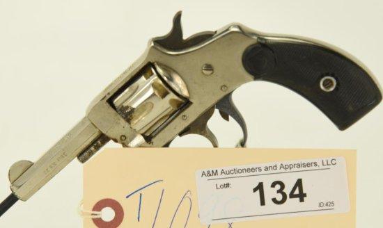 """Lot #134 -Harrington & Richardson Mdl 1906  Dbl. Action Revolver.22 RFSN# 22055~~2.5""""  BBL"""