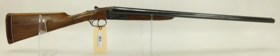 "Lot #139 -Ugartechea/Imp By Act (Spain)Mdl 30 SBS Shotgun12 GASN# 170229~~28"" BBL. 48.5""  OAL."