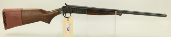 "Lot #140 - New England Firearms Mdl Pardner  Model Single Shot 20 GA SN# NM318178~~ 22""  BBL,"