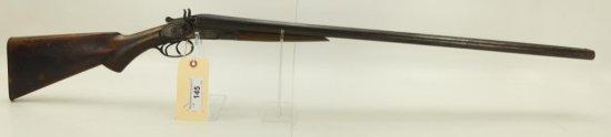 """Lot #145 -GranerMdl The Interchangable SBS  Shotgun12 GASN# 48~~30"""" BBL. 46"""" OAL. Ext."""