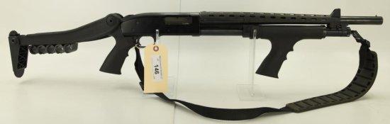 Lot #146 -MossbergMdl 500a Pump Action  Shotgun12 GASN# R811839~~