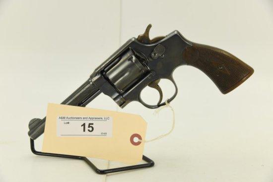 Lot #15 -Orbea HermanosMdl Spanish Copy of  S&W M&P 5 Screw Revolver.32-20SN#  E27305~~