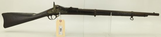 Lot #159 - US Springfield Mdl 1873 Trap Door Rifle SN# 45299. .50-70 Cal