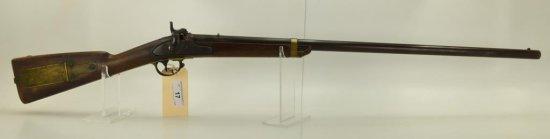 "Lot #17 -Eli Whitney, JRMdl U.S./Whitney  Mdl 1841 Musket.54 PercSN# None~~33"" BBL,  49"""
