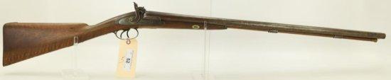 """Lot #52 -Joseph Manton & Son Company Mdl  SxS English Percussion Shotgun12 GASN#  None~~30"""""""