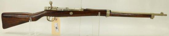 "Lot #65 -Arisaka-JapanMdl Type 99 Last  Ditch Bolt action rifle7.7mmSN# 66243~~26""  BBL."