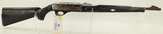 "Lot #66 -RemingtonMdl NYLON 66 Semi Auto  Rifle.22 LRSN# NSN-850~~19"" BBL. 39"" OAL.  Heavy"