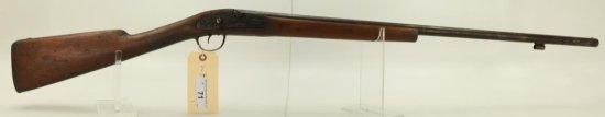 """Lot #71 -Joseph GolcherMdl Fowler Perc  Shotgun20 GaSN# None~~29"""" BBL, 46"""" OAL,  Engraved"""