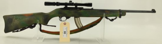 "Lot #80 - Sturm, Ruger & Co., Inc Mdl 10-22  Semi Auto Rifle .22 LR SN# 230-89244~~ 18.5"" BBL."