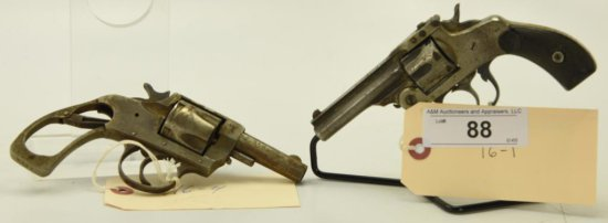 Lot #88 -2 Modern Revolvers to include: