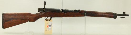 "Lot #95 -ArisakaMdl Type 38 Carbine Bolt  Action Rifle6.5 MMSN# 44343~~19.5"" BBL.  38"" OAL"