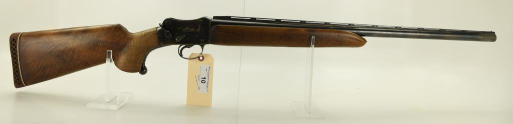 "Lot #10W. W. GreenerMdl Single Barrel  Shotgun12 GaSN# 2119~~28"" BBL, 45"" OAL  Martini Style"