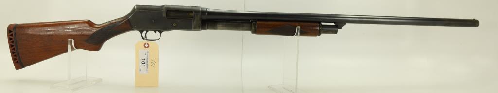 "Lot #101 -Ranger (Sears)Mdl Pump Action  Shotgun12 GaSN# U20134~~30"" BBL Sold by  Sears,"