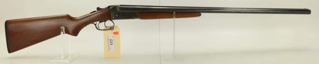 "Lot #117 -Savage Arms CorpMdl Stevens 311  SBS Shotgun16 GASN# FHAD~~28"" BBL 44.25""  OAL."