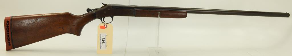 Lot #149 - Harrington & Richardson Mdl 48  Topper Single Shot Shotgun 12 GA SN#  NSN-2068~~