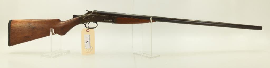 "Lot #27 -Mass Arms Co.Mdl Single Shot  Shotgun12 GASN# PB252~~30"" BBL, 45"" OAL,  Unique"