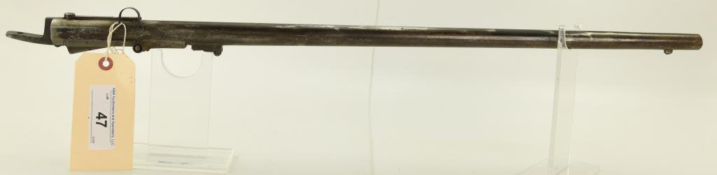 """Lot #47 -Springfield Mdl 1866 Trap Door -  Barrel & Action Only.50-70 CalSN#  None~~24-5/8"""""""