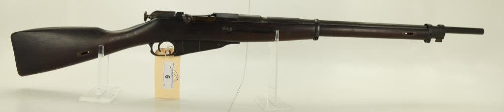 "Lot #6 - Mosin-NagantMdl 1891 Bolt Action  Rifle.30 Cal +/-SN# None~~25"" BBL,  44"" OAL,"