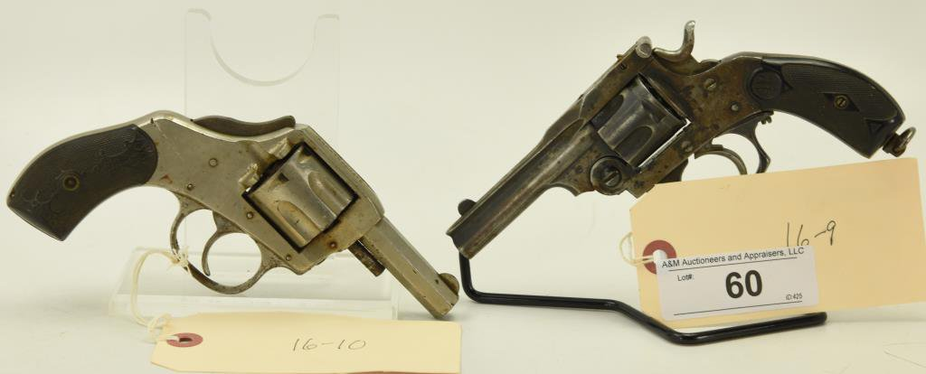 Lot #60 - 2 Modern Revolvers to Incl: