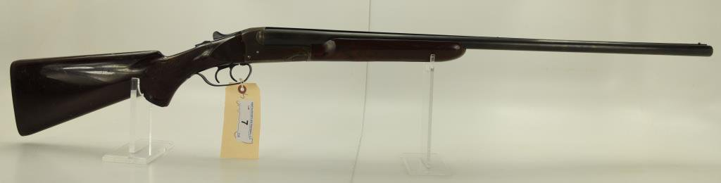 "Lot #7 -  J C Higgins Mdl 101.7 (Stevens  Model 311) SxS 20 GA SN# 5700~~ 28"" BBL, 44""  OAL,"