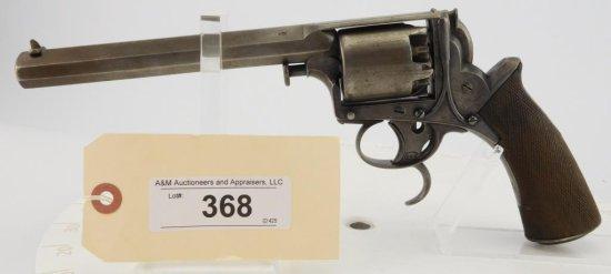 Lot #368 -TrantorMdl 2 Percussion Revolver