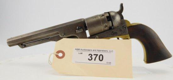 Lot #370 -Colt Pocket  1865 Navy