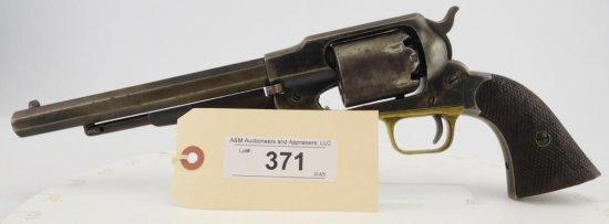 Lot #371 -Remington New Army Revolver
