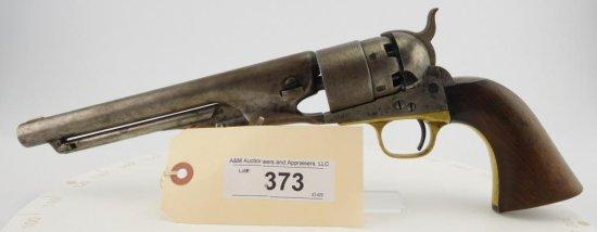 Lot #373 -Colt1860 Army SA Rev.