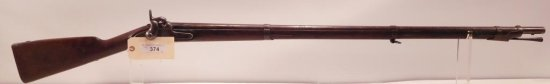Lot #374 - US Harpers Ferry 1842 Musket