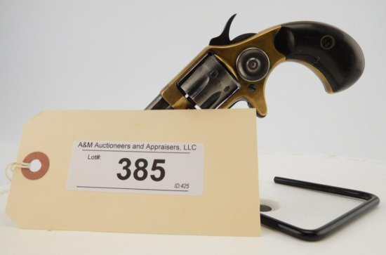 Lot #385 - Colt  New Line SA Pocket Rev. 1st