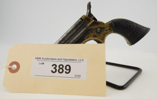 Lot #389 - Sharps  Pepperbox Mdl 1