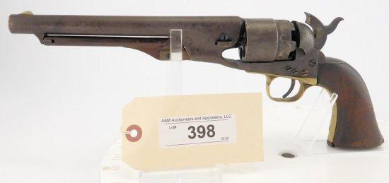 Lot #398 -Colt 1860 Army  Revolver