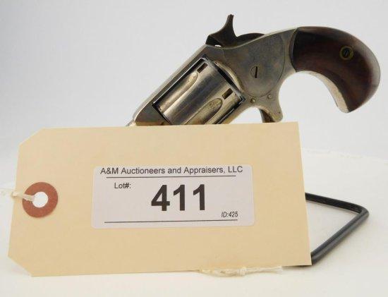 Lot #411 -Reliance Revolver